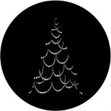 Rosco 73632 Christmas Tree B Gobo